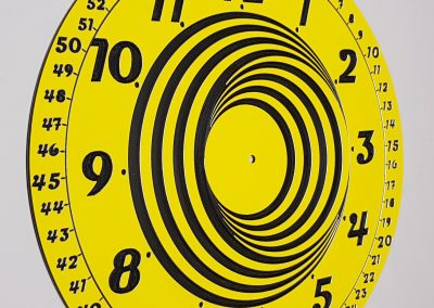 CNC frezuotas laikrodis